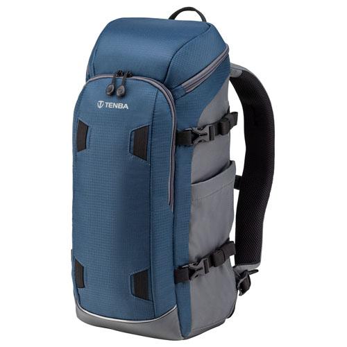 TENBA SOLSTICE BACKPACK 12L ブルー V636-412 カメラ カメラアクセサリー その他カメラ関連製品 TENBA(代引不可)【送料無料】