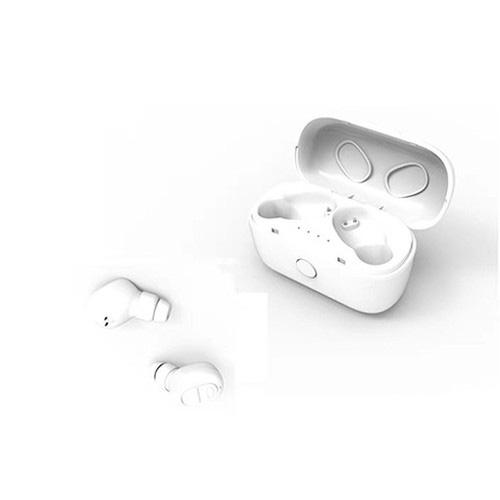 NAGAOKA ナガオカトレーディング Bluetooth5.0対応 オートペアリング機能 高性能完全ワイヤレスイヤホンBT812ホワイト BT812WH(代引不可)【送料無料】