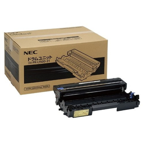 NEC エヌイーシー ドラムユニット PR-L1500-31 コピー機 印刷 替え カートリッジ ストック トナー(代引不可)【送料無料】