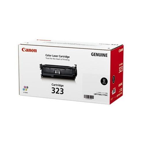 CANON キャノン トナーカートリッジ323 ブラック 2644B003 CRG-323BLK コピー機 印刷 替え カートリッジ ストック(代引不可)