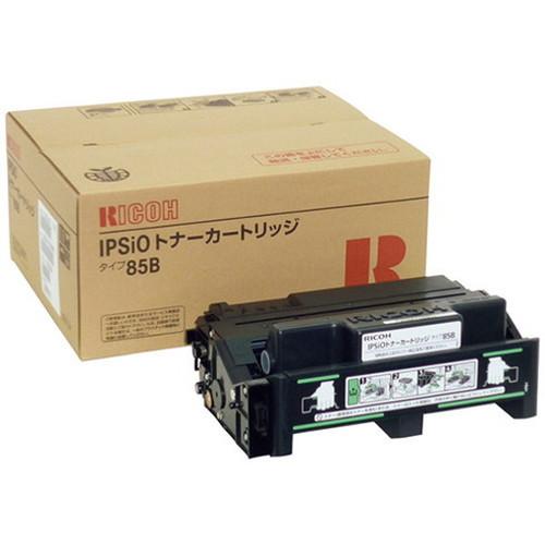 RICOH リコー IPSiO イプシオ トナーカートリッジ タイプ85B 509296 コピー機 印刷 替え カートリッジ ストック トナー(代引不可)【送料無料】