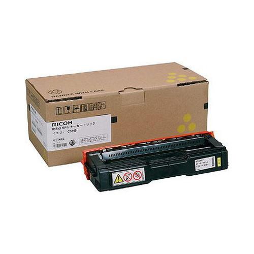 RICOH リコー IPSiO イプシオ SP トナーカートリッジ イエロー C310H 308503 コピー機 印刷 替え カートリッジ ストック トナー(代引不可)