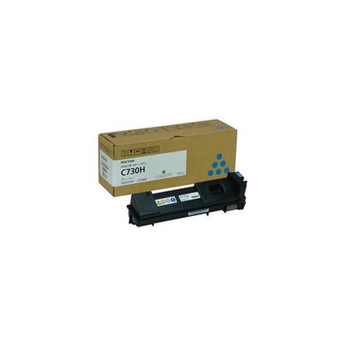 RICOH リコー IPSiO イプシオ SP トナー シアン C730H 600529 コピー機 印刷 替え カートリッジ ストック トナー(代引不可)