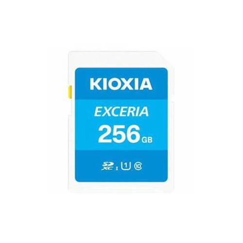 送料無料 KIOXIA SDカード EXCERIA 代引不可 KSDU-A256G 送料無料でお届けします 256GB 保障