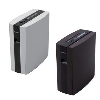 アイリスオーヤマ 細密シュレッダー PS5HMSD シュレッダー ホワイト(代引き不可)