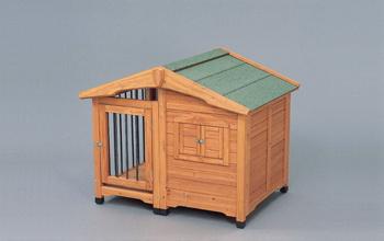 アイリスオーヤマ サークル犬舎 CL-1100 犬舎 ブラウンCL-1100(代引き不可)