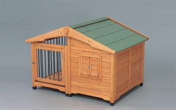 【送料無料】アイリスオーヤマ アイリスオーヤマ サークル犬舎 CL-1400 犬舎 ブラウンCL-1400(代引き不可)【送料無料】