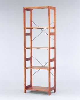 アイリスオーヤマ ウッディラック 木製ラック ブラウン WOR-5318(代引き不可)【送料無料】【S1】