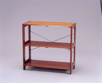 アイリスオーヤマ ウッディラック 木製ラック ブラウン WOR-8308(代引き不可)【送料無料】