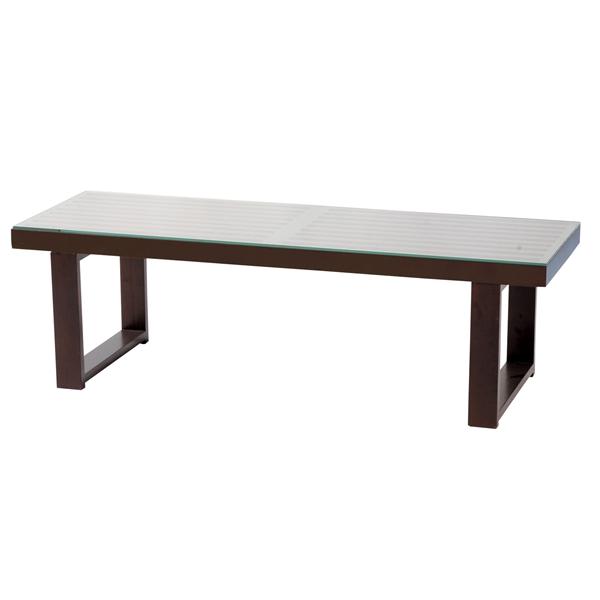 テーブル [NET-411BR](代引不可)【送料無料】