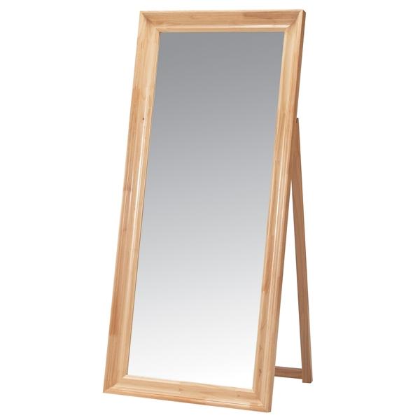 スタンドミラー [TSM-911NA] 鏡 姿見 家具 インテリア(代引不可)【送料無料】