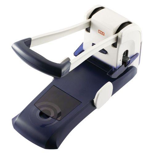マックス 軽あけ強力パンチ DP-200 1 台 DP90135 文房具 オフィス 用品