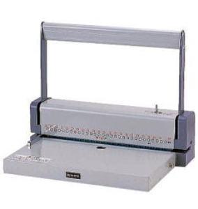 ニューコン工業 手動多穴パンチ 1 台 320-22 文房具 オフィス 用品