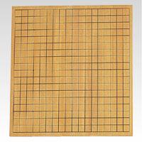 クラウン 碁盤 1 台 CR-GO50 文房具 オフィス 用品