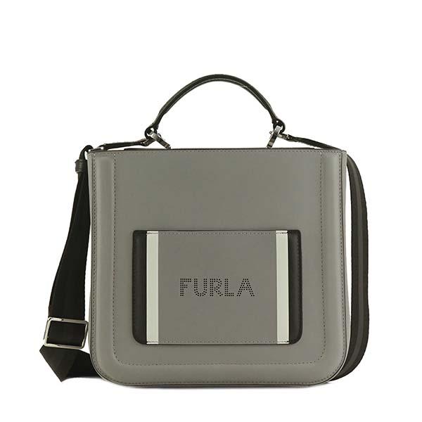 FURLA FURLA REALE フルラ 985422 BTD0 FURLA REALE ハンドバッグ D.GY ハンドバッグ【送料無料】