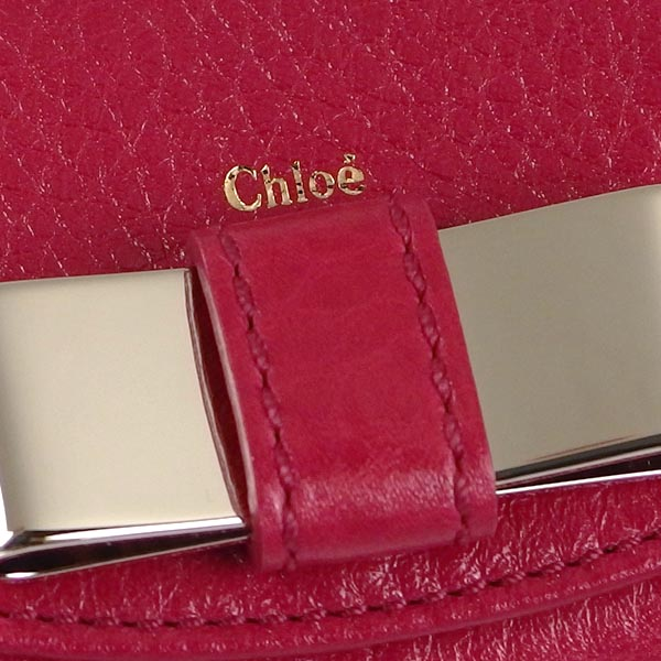 クロエ CHLOE キーケース LILY 3P0504 6KEY HOLDER PEONY RED RED PKH2 RCPIWD29EH