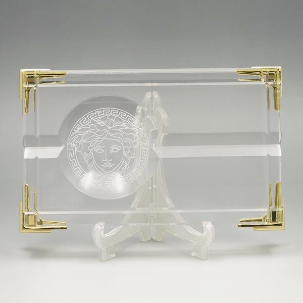 ヴェルサーチ Versace 灰皿 47542 ZIGARRENASCHER 20CM