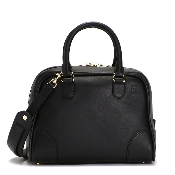 人気特価 ロエベ LOEWE ハンドバッグ 301.30BL01 AMAZONA 75 SMALL BLACK/GOLD SMALL BAG BAG BLACK/GOLD BK/GO【送料無料】, nine store:29640f66 --- askamore.com