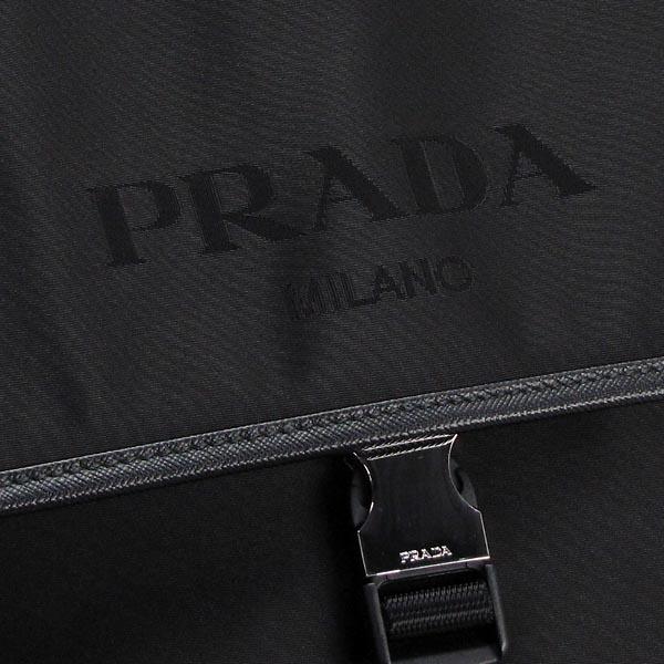 プラダ PRADA バッグ 斜めがけ 2VD770 NERO BK 送料無料KTl15uFJc3