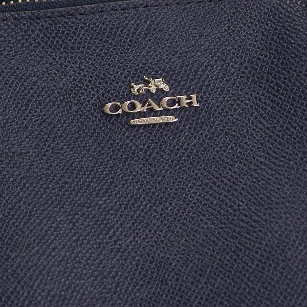 コーチ COACH バッグ 斜めがけ 33995 CROSBY CARRYALL LI NAVY NV 送料無料cT13KJFl