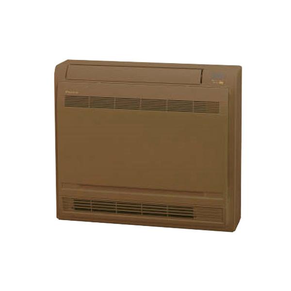 ダイキン ハウジング エアコン 【床置型】 Vシリーズ S40RVV-T (室内:F40RVV-T(ブラウン)、室外:R40RVV) 14畳程度(代引不可)【業務用】
