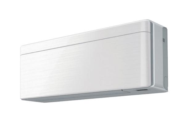 ダイキン ルームエアコン SXシリーズ おもに8畳 S25VTSXS-W ラインホワイト (設置工事)()【送料無料】