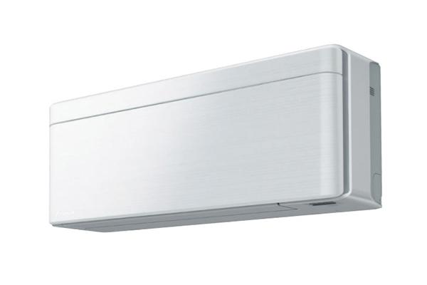 ダイキン ルームエアコン SXシリーズ おもに8畳 S25VTSXS-F ファブリックホワイト (設置工事不可)(代引不可)【送料無料】