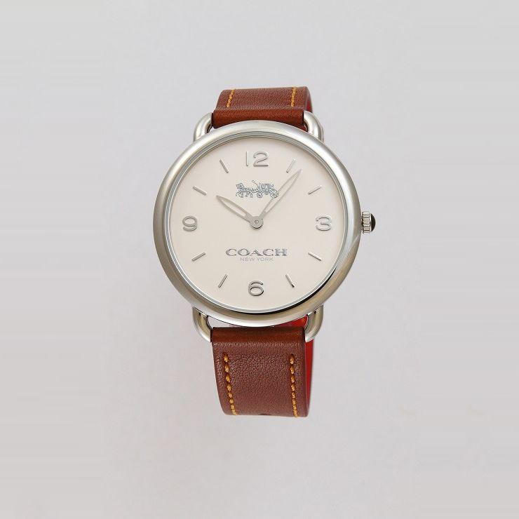 COACH 腕時計 ボーイズ 14502793 デランシースリム【送料無料】