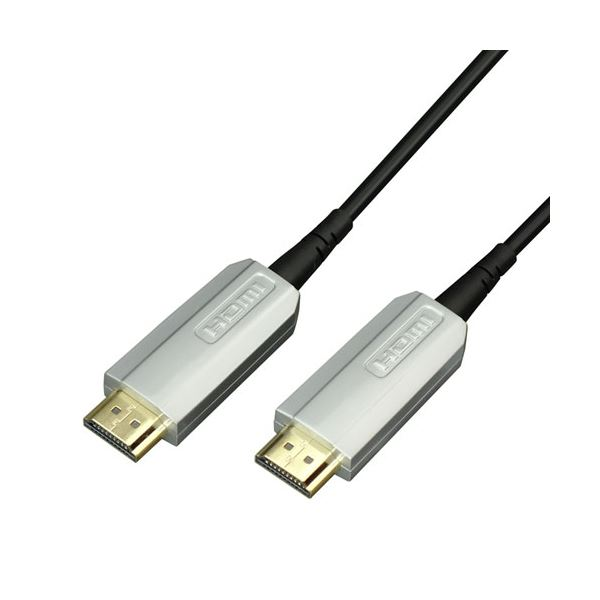 ラトックシステム HDMI光ファイバーケーブル 4K60Hz対応 (20m) RCL-HDAOC4K60-020【送料無料】