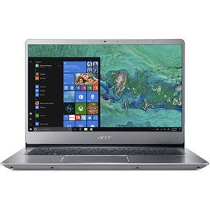 Acer Swift 3 SF314-54-N58U/S (Core i5-8250U/8GB/256GBSSD/ドライブなし/14.0型/Windows 10 Home(64bit)/スパークリーシルバー)【送料無料】