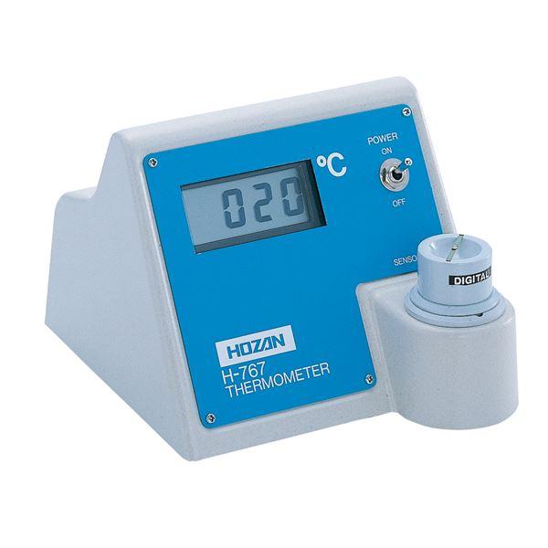 生まれのブランドで H-767:リコメン堂生活館 【ホーザン】ハンダゴテ温度計-DIY・工具