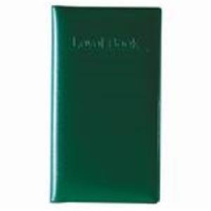 (まとめ買い)オーストリッチ 測量野帳 L-2 グリーン表紙 【×5セット】:リコメン堂生活館