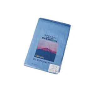 (まとめ買い)熱田資材 ブルーシート 厚手 BS-3654(M) 【×5セット】