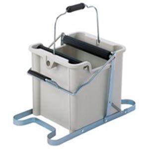 手を濡らすことなく立ったままの姿勢でにモップが洗え 絞れるモップ絞り器 テラモト MMモップ絞り器 永遠の定番モデル C型 代引き不可