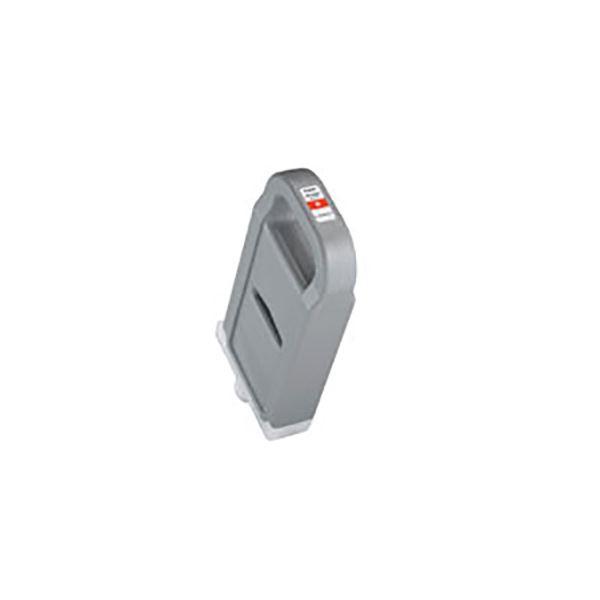 (業務用3セット) 【純正品】 Canon キャノン インクカートリッジ/トナーカートリッジ 【6687B001 PFI-706R レッド】【送料無料】