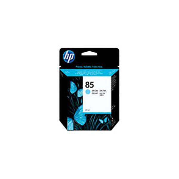(業務用3セット) 【純正品】 HP インクカートリッジ/トナーカートリッジ 【C9428A 85 LC シアン】 69ML