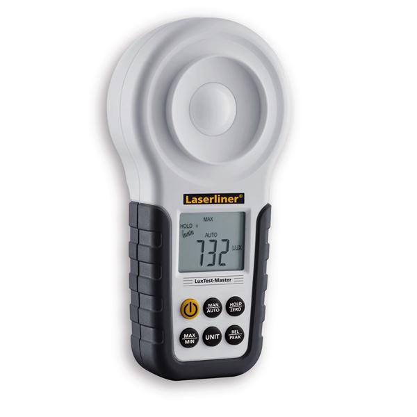 照度計 環境測定器 ウマレックス 大画面液晶モニター コサイン補正付き 【日本正規品】 ルクステストマスター【送料無料】