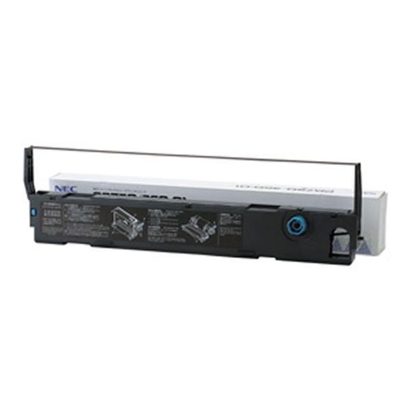 (業務用3セット) 【純正品】 NEC エヌイーシー インクカートリッジ/トナーカートリッジ 【PR750/360-01BK ブラック】 インクリボン EF-1285BS【送料無料】
