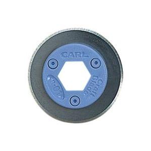 (業務用100セット) カール事務器 クラフトブレイド B-01 ストレート ×100セット