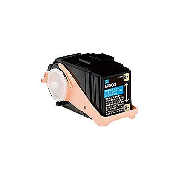 【純正品】 EPSON エプソン トナーカートリッジ 【LPC3T35CV シアン】 環境推進トナー