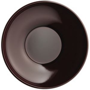 (業務用20セット) ピーアンドエス 溜色茶托 40302 5枚組 ×20セット