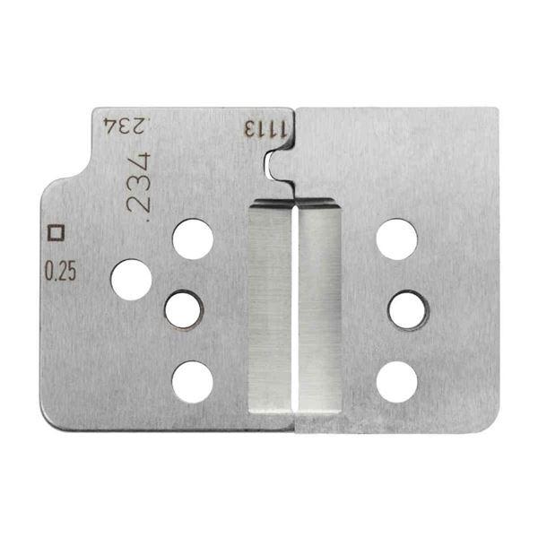 RENNSTEIG(レンシュタイグ) 708 234 3 0 平型リボンケーブルストリップ用替刃