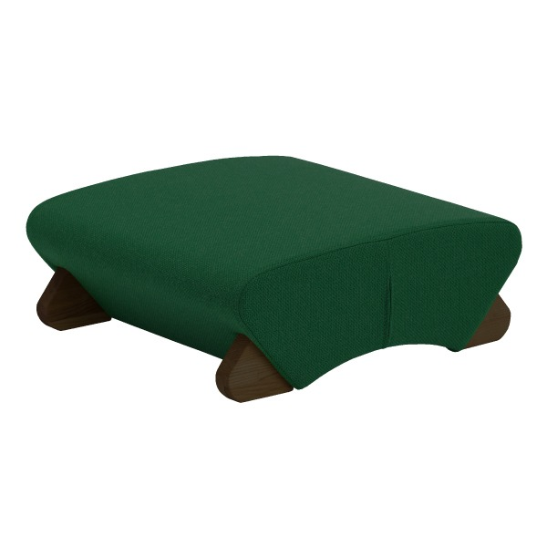 <title>納得の機能 デザインフロアチェア 座椅子 デザイン座椅子 脚:ダーク 布:ダークグリーン Mona.Dee モナディー お中元 WAS-F</title>