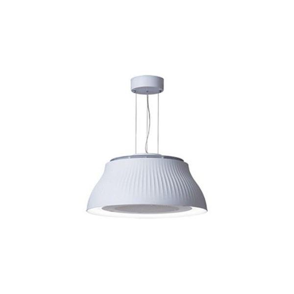 富士工業 LED照明付き換気扇 「クーキレイ」 ホワイト C-PT511-W