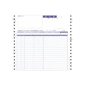 (まとめ) オービック 伝票請求書 Y9.5×T9 2枚複写 連続用紙 4027 1箱(1000枚) 【×2セット】