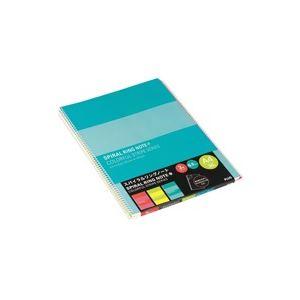 (業務用100セット) プラス スパイラルリング ノート RS-230-3P A4 3冊 ×100セット