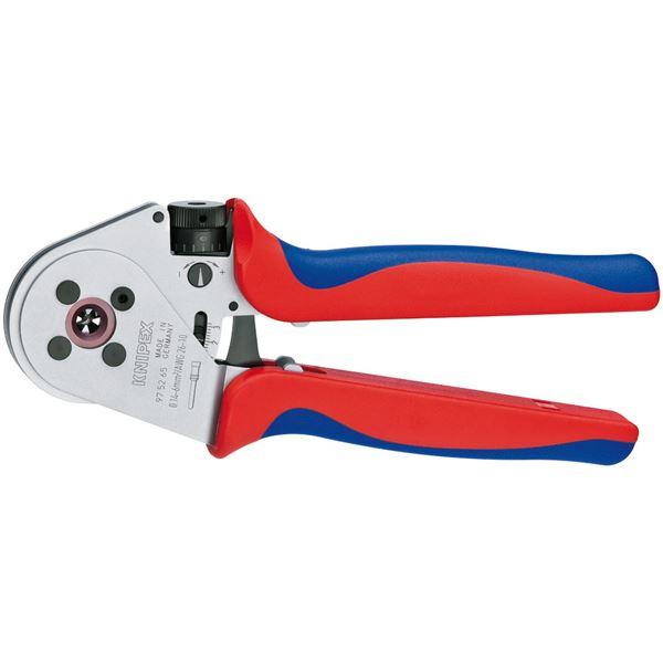 KNIPEX(クニペックス)9752-65 圧着ペンチ