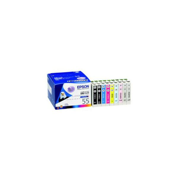 EPSON EP純正インク IC9CL55 新発売 ファクトリーアウトレット