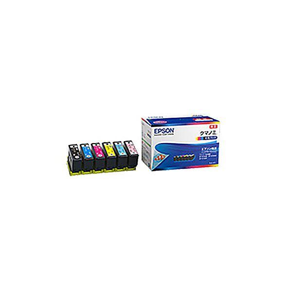(業務用3セット) 【純正品】 EPSON エプソン インクカートリッジ/トナーカートリッジ 【KUI-6CL 6色パック】【送料無料】