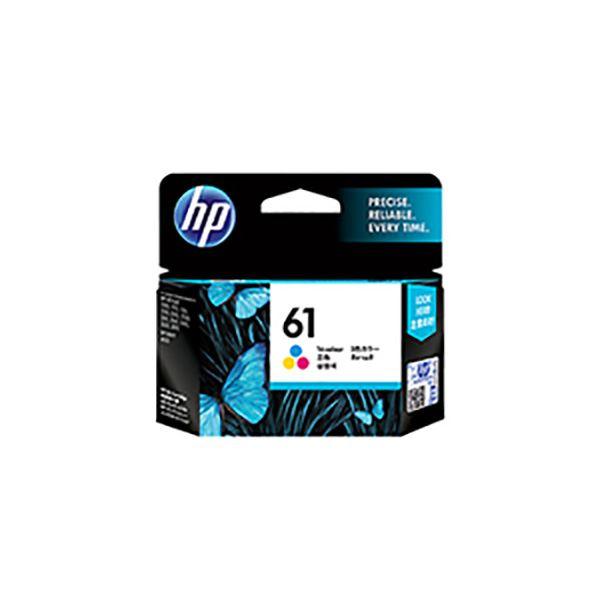 (業務用5セット) 【純正品】 HP インクカートリッジ/トナーカートリッジ 【CH562WA HP61 カラー【送料無料】